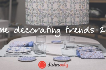 Home decorating trends del 2016