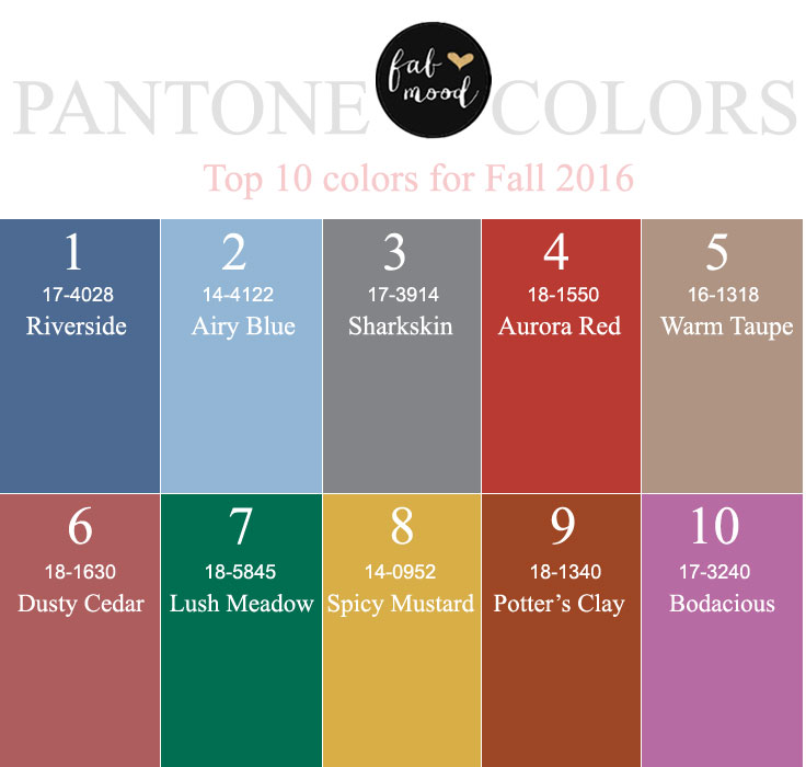 pantone-fall colors-of-the-year-fall-2016