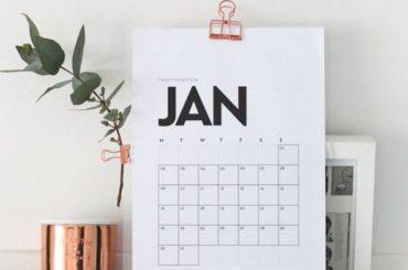 Benvenuto 2017: la Tavola e le nuove buone abitudini… ;-)
