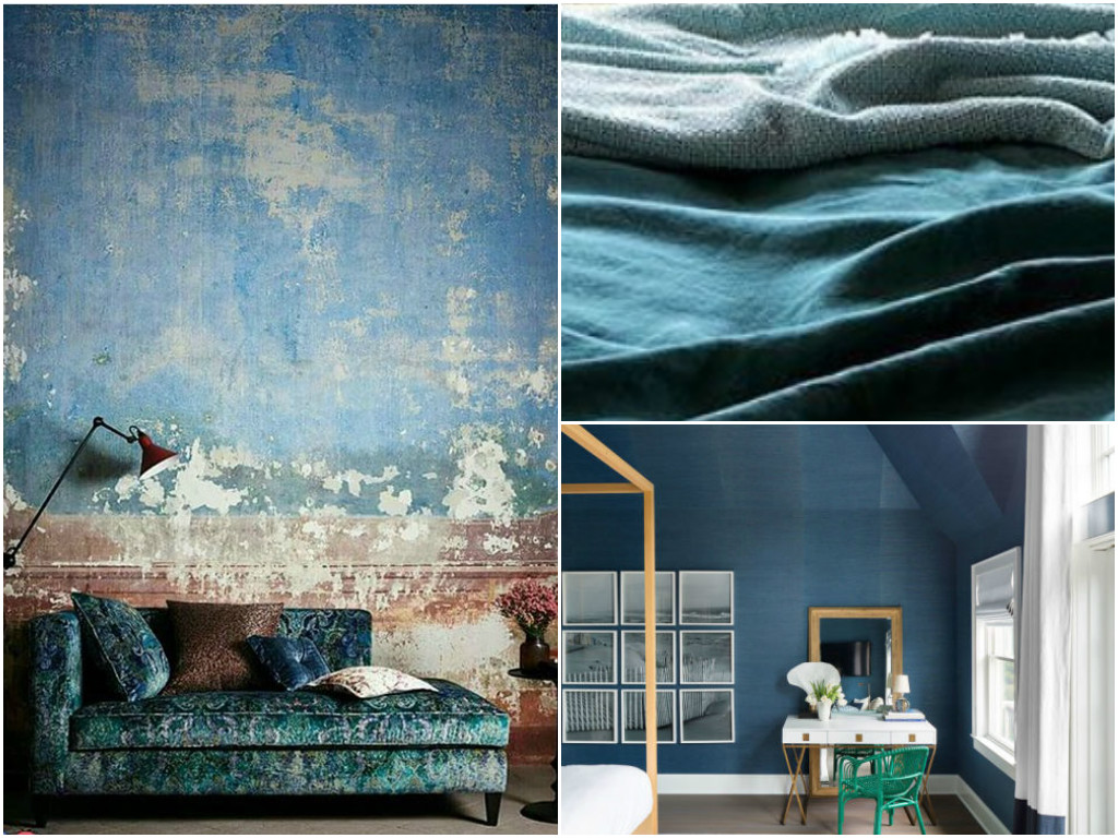 Style trends Blue