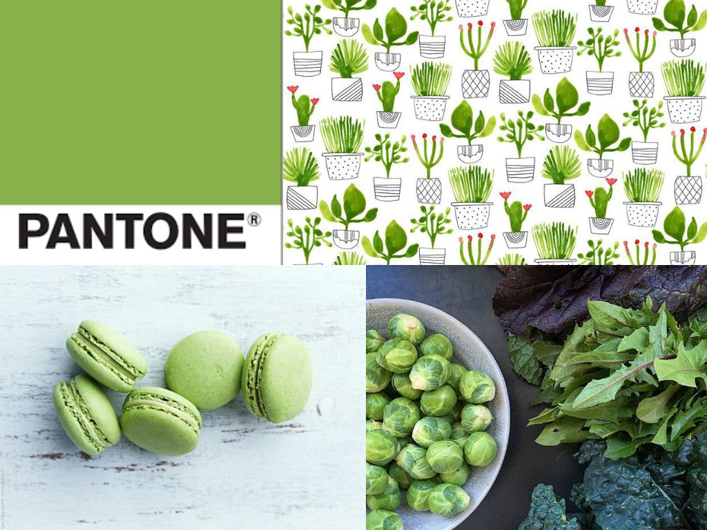 Style trends greenery