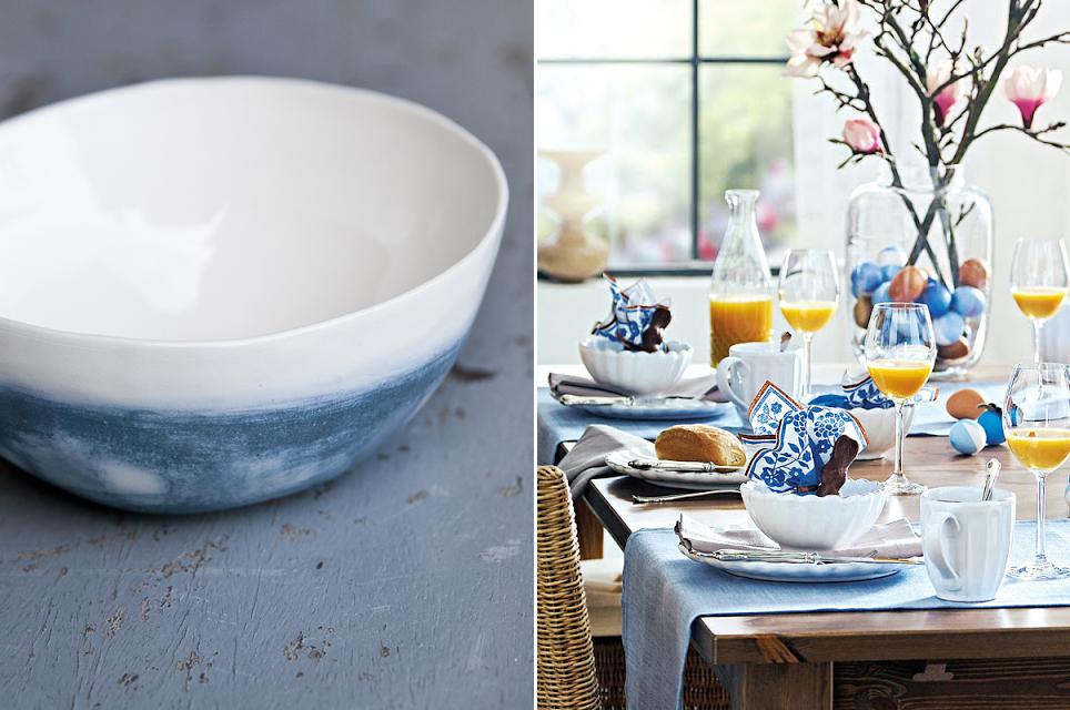 ONDA Handmade Ceramic Bowl
