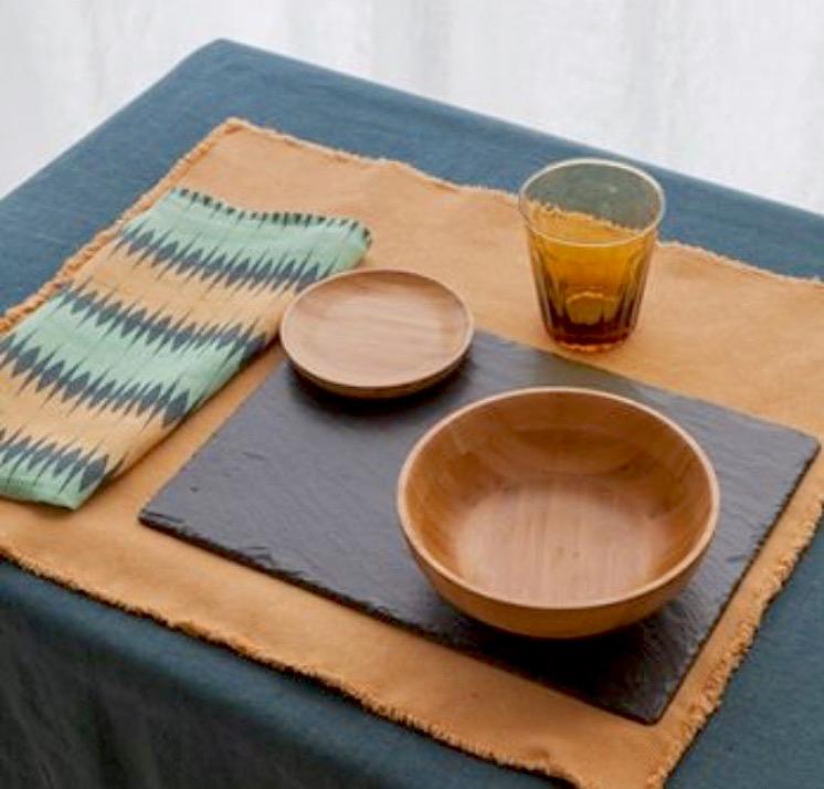 Fall tableware