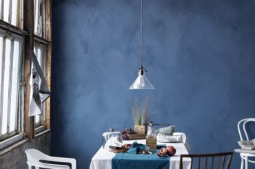 How to add blue into your home for a modern and relaxing vibe