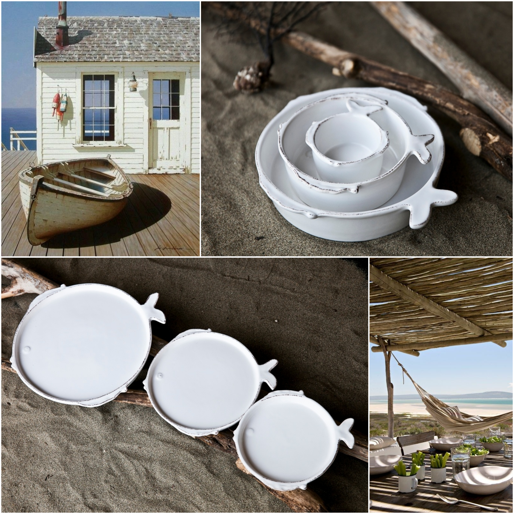 tableware for summer